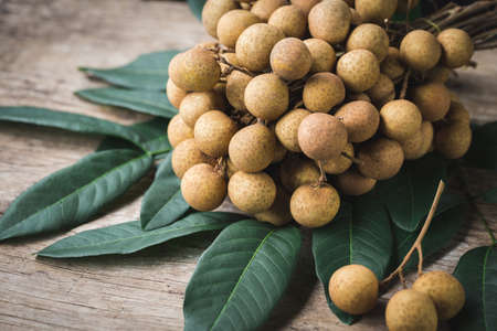Fresh longan fruit- Sweet fruit 免版税图像 - 152115664