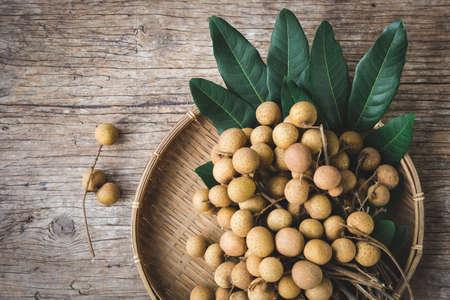Fresh longan fruit- Sweet fruit 版權商用圖片 - 152115665