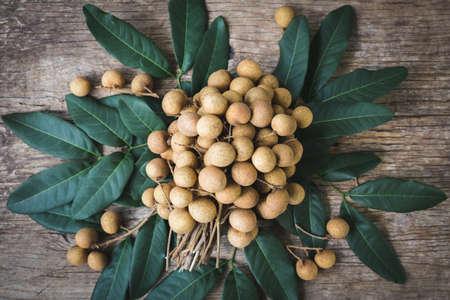 Fresh longan fruit- Sweet fruit 版權商用圖片 - 152115713