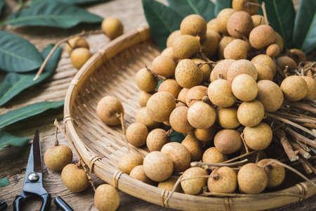 Fresh longan fruit- Sweet fruit