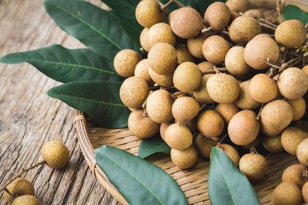 Fresh longan fruit- Sweet fruit 版權商用圖片 - 152115719