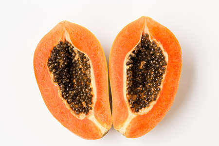 Fresh papaya fruit- Healthy fruit