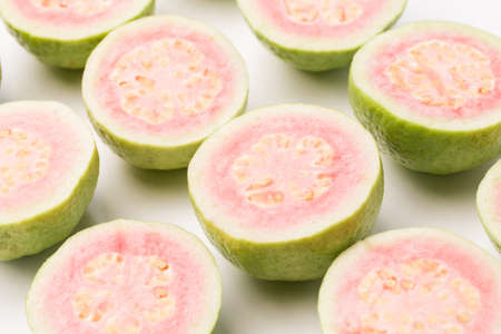 Fresh guava from Asia-Healthy fruit