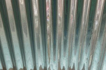 zinc: New zinc metal wall background