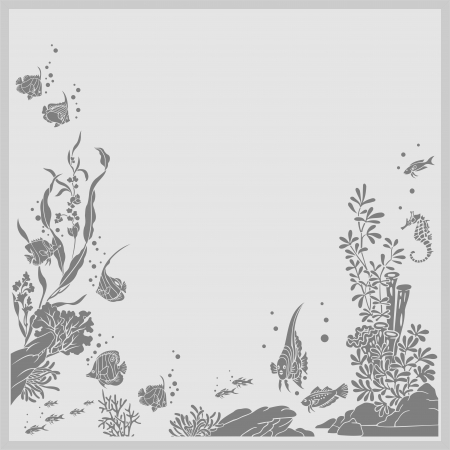coreldraw: Glass Pattern