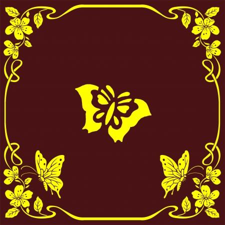 thaivector: flower corner