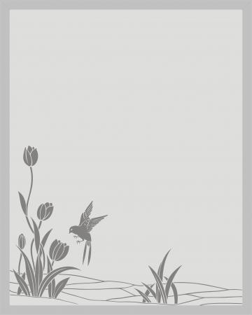 etching pattern