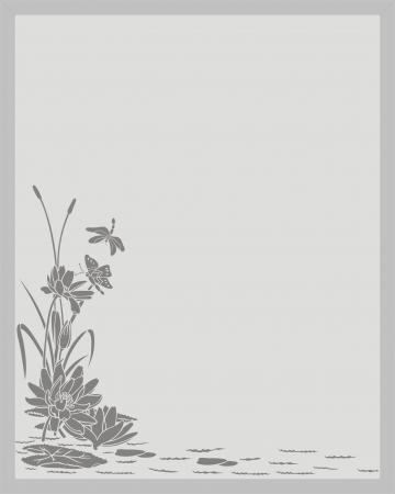 coreldraw: lotus