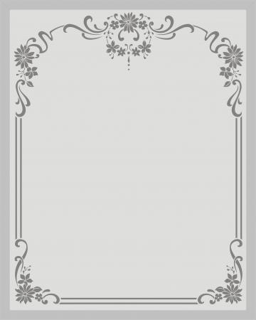 frame mirror Stock Vector - 19023043