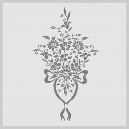 coreldraw: floral flowers