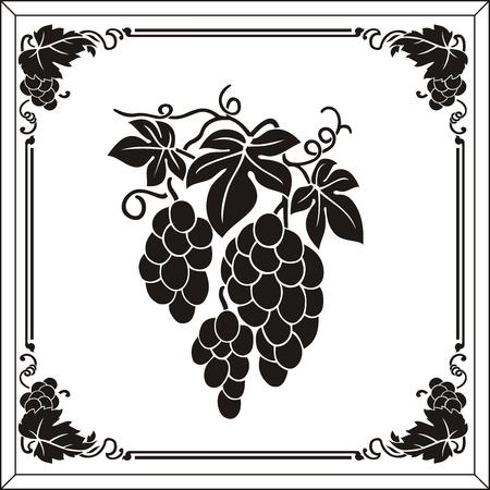 sandblast: Grapes