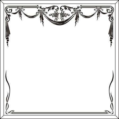etch glass: patr�n de grabado espejo