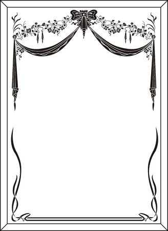 sandblast: mirror etching pattern