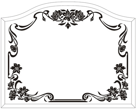 etch: frame mirror