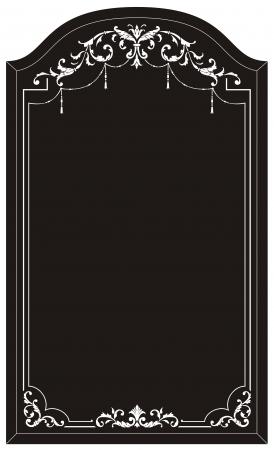 coreldraw: frame mirror