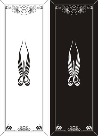 glass etching pattern