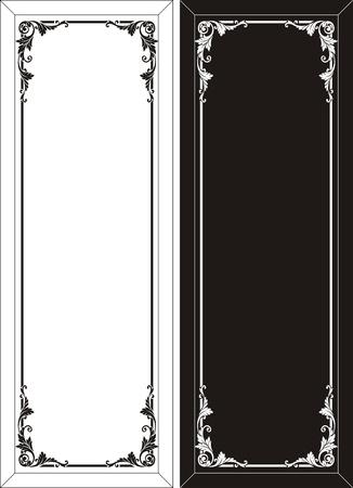 etch: glass etching pattern