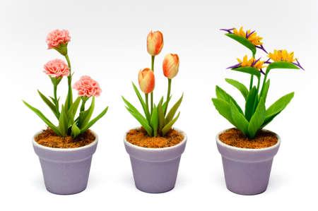 counterfeit: 3 counterfeit flower
