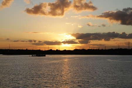 belgie: Sunrise