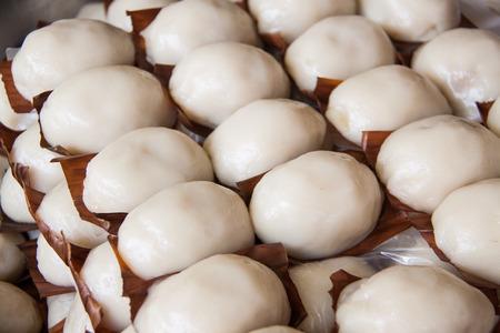 manjar: Popular de Malasia delicadeza dulce Foto de archivo