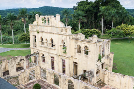englishman: Abandoned Kellies Castle in Batu Gajah, Malaysia Editorial