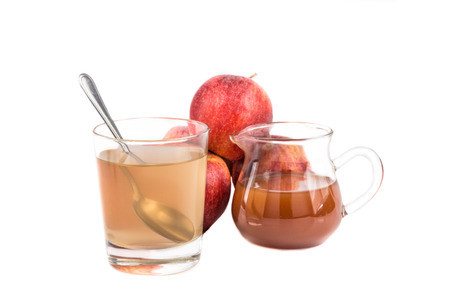 gout: Apple Cider Vinegar Drink - home remedy for gout inflammation