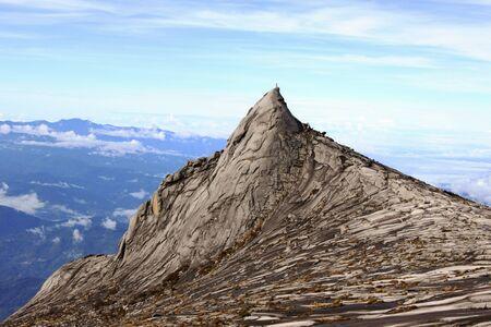 lows: South Peak of Mount Kinabalu in Sabah Malaysia