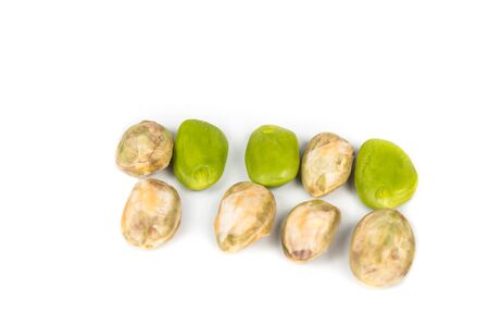 pungent: Close up of petai, an exotic bitter and pungent seed popular in Asia