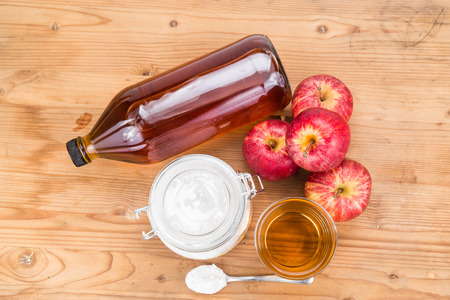 acid reflux: Apple cider vinegar and baking soda combination for acid reflux condition