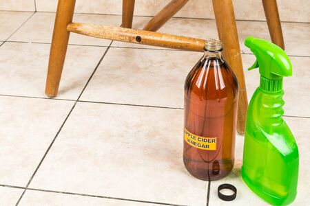 discourage: Apple cider vinegar discourage dogs and cats from chewing on furniture