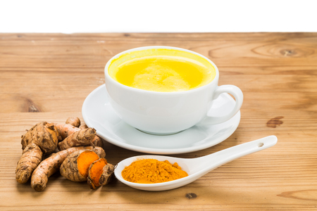 taza de te: La c�rcuma con leche bebe bueno para belleza y salud