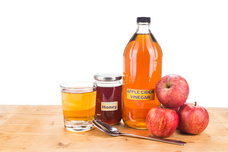 cures: Apple cider vinegar with honey, natural remedies and cures for common health condition