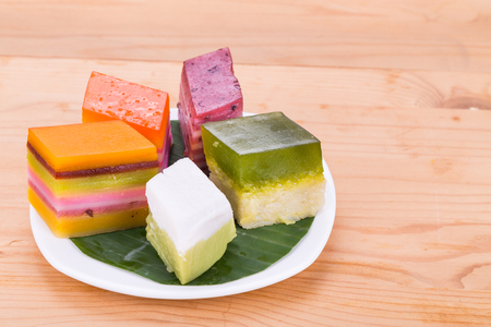 ramadhan: Malaysia popular assorted sweet dessert or simply known as kueh or kuih