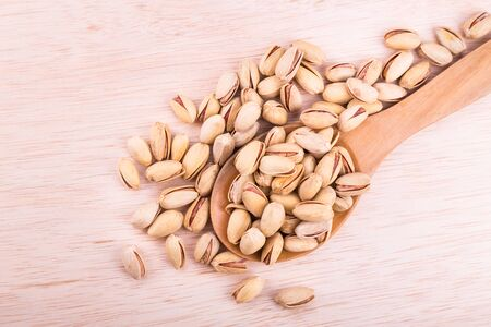 Pistachios rich in anti-oxidants good for health, boost immune system and keeps healthy heart.