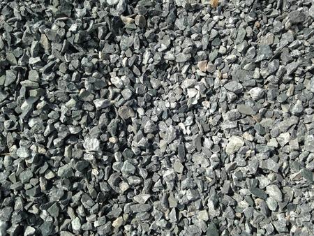 materiales de construccion: grava a tierra