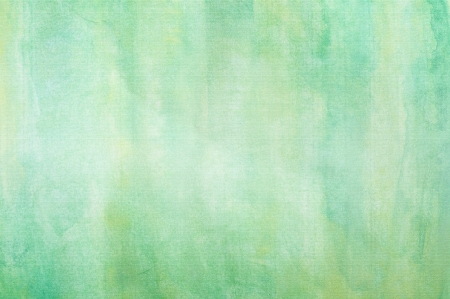 pink and green: water color on old paper texture background Stock Photo