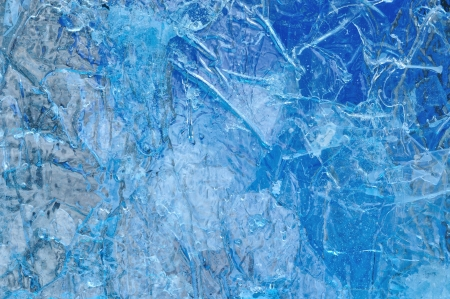 Texture Background of Artificial Iceberg Stock Photo - 14015118