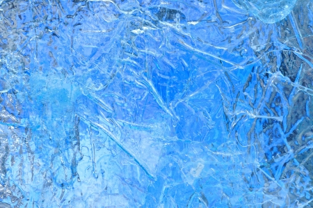 Texture Background of Artificial Iceberg