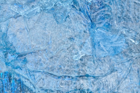 Texture Background of Artificial Iceberg photo