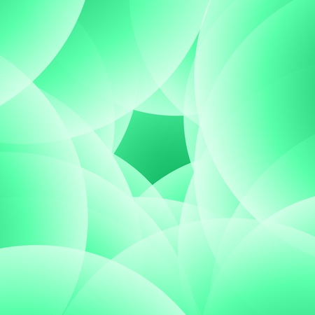 Abstract Circle background with Pentagon shape Stock Photo - 16041594