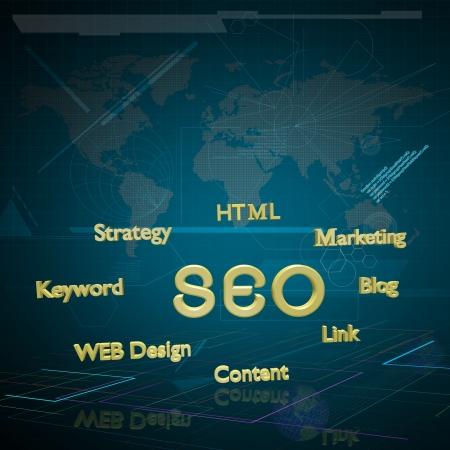 SEO Background    photo