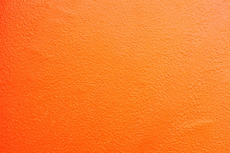 leatherette: orange colored bumpy plastic texture