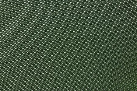 Dark green weaving fabric texture background photo