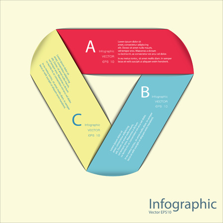 Modern Design template  can be used for infographics  numbered banners  horizontal cutout lines  graphic or website layout vector .  Effect of Gradient fil and Multiply Layer used in this file.