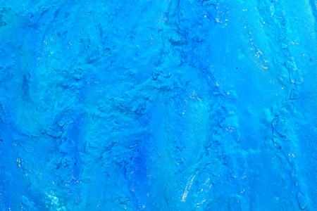 Blue Ice Texture Background près ou Macro Banque d'images - 36244280