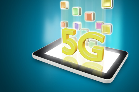 downloading: Tablet PC with 5G and super speed downloading application