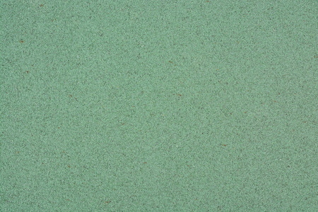 propylene: Texture of Green Color Playground rubber floor as Background. ( Ethylene Propylene Diene Monomeror EPDM) Stock Photo