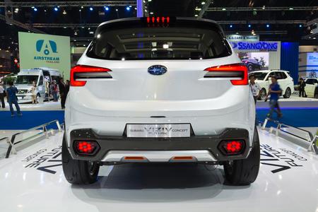 Nonthaburi March 23 Subaru Viziv Future Concept On Display