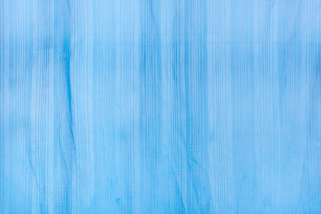Abstract Texture Background of Old Light Blue Cloth of Curtain present Retro Pattern