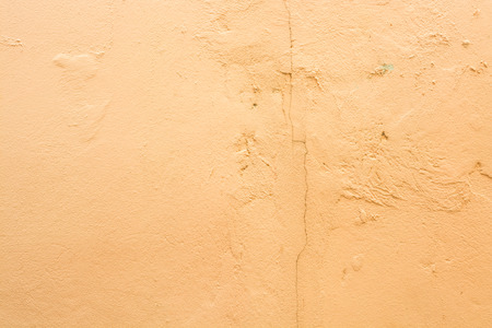 Abstract Texture Background of Brown or Beige Concrete or Cement Wall